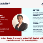 Went to the showroom and compare the price that FAR Capital offered me – Fairuz A Gani